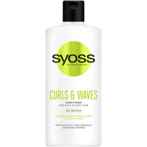 Syoss Curls & Waves Japanese Inspired